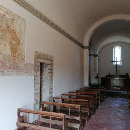 Pieve dei Santi Giusto e Bartolomeo e Chiesa della Madonna delle Grazie