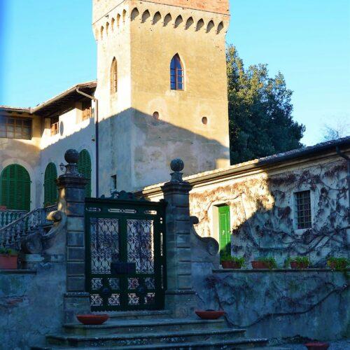 Villa Mazzetti di Montelopio