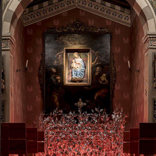 Voci, il percorso artistico-letterario di Vittorio Corsini
